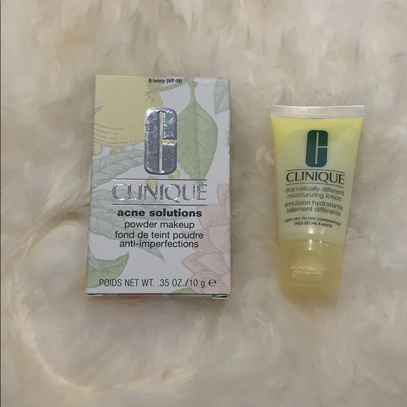 Clinique Other - *Brand New* Clinique Acne Solution Face Powder